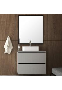 Conjunto De Banheiro Urban 80Cm - Bosi Elare