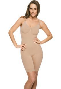 Body Bermuda Shapewear Hanes H190 Nude