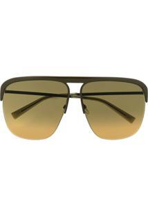 Givenchy Eyewear Óculos De Sol Gv Ray - Verde