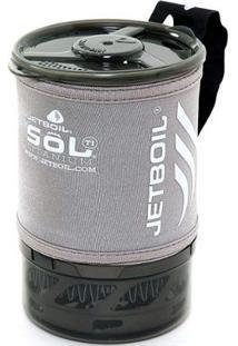 Jarra Jetboil Sol Titanium Companion Cup Para Fogareiro 0,8 Litro - Unissex