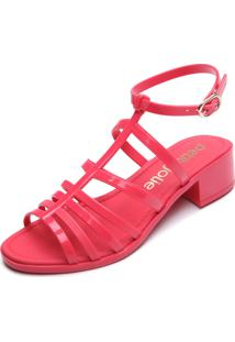 Sandália Petite Jolie Core Pink