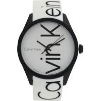 3fb2903df9d Relógio Calvin Klein K5E51Tk2 Preto Branco