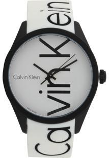 712be9fe051 ... Relógio Calvin Klein K5E51Tk2 Preto Branco
