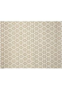 Tapete Kilim Caleidoscopio Off White/Beige