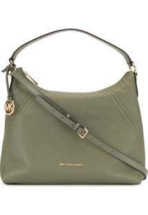 Michael Michael Kors Aria Shoulder Bag - Verde