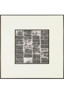 Quadro Decorativo Stripe Block