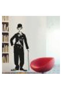 Adesivo De Parede Charlie Chaplin 1 - Grande