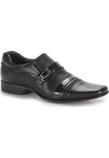 Sapato Social Masculino Rafarillo - Preto