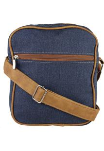 Shoulder Bag Lenna'S Wish Lona Azul
