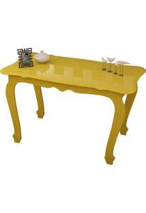 Aparador 4099 Luxo Amarelo Brilho Móveis Jb Bechara