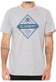 Camiseta Element Aspect Ss Masculina - Masculino