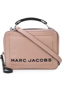 Marc Jacobs Bolsa Transversal The Box 23 - Neutro