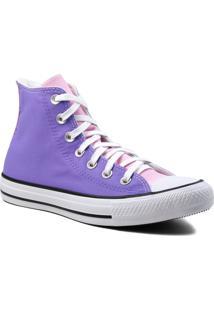 Tênis Feminino Cano Alto All Star Converse Chuck Taylor Candy Colors