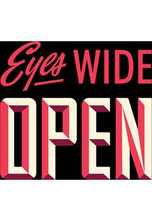 Caneca Eyes Wide Open
