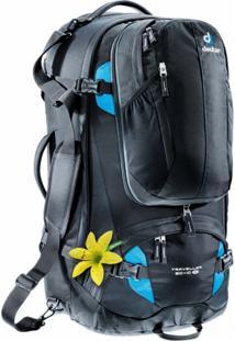 Mochila Para Camping Media E Longas Viagem Traveller 60 10 Sl - Deuter 706135