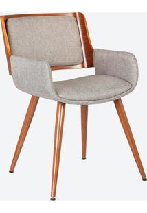 Cadeira Sônia De Madeira