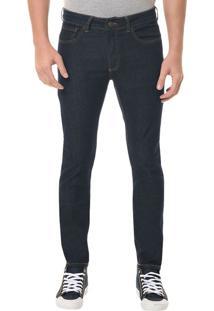 Calça Jeans Five Pocktes Skinny Ckj 016 Skinny - Blue Black - 42
