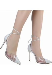 Sapato Scarpin Schutz S-Wild Vinil