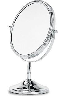 Espelho Dupla Face Para Bancada 16.5X25Cm Brinox