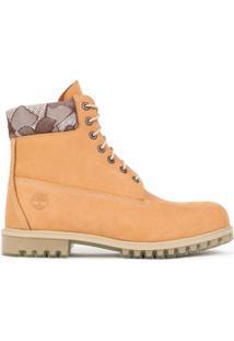 """Bota Yellow Boot 6"""" Premium Tpu"""