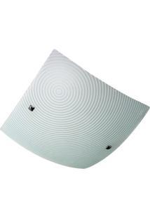 Plafon Harmony Circle Vidro 40Cm 3Xe27 60W Startec & Co 149200005