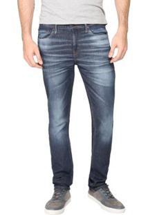 Calça Jeans Levis Masculino 511 Slim Fit - Masculino-Azul