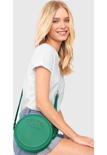 Bolsa Colcci Logo Verde - Kanui
