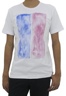 Camiseta Aquarela - Masculino