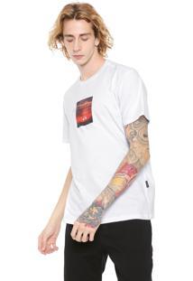 Camiseta Oakley Mod Sunset Tee Branca