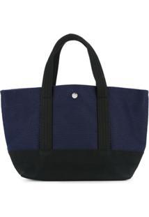 Cabas Bolsa Tote Pequena - Azul