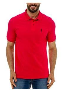 Polo Masculina 5514-G Aleatory - Pink