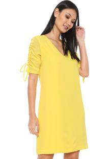 ca3d71733 Vestido Amarelo Ana Hickmann feminino | Shoelover