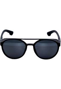 Óculos De Sol Havana Preto Preto