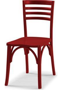 Cadeira Samara Cor Vinho - 31367 - Sun House