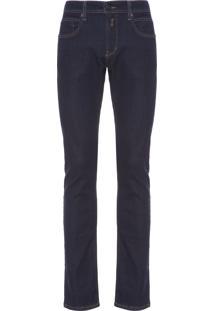 Calça Masculina Jeans - Azul Marinho