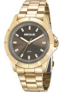 Relógio Seculus Feminino 20615Lpsvds1