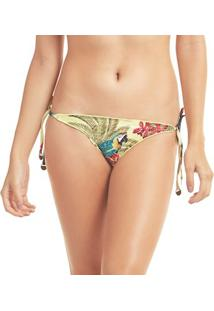 Tanga Avulsa Marrakesh Ripple Arara - New Beach