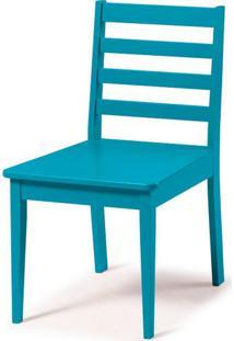 Cadeira Imperial Cor Azul - 32514 - Sun House