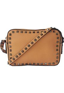 Bolsa Bag Dreams Lara Com Spikes Nude