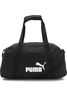 Mala Puma Phase Sports Bag Preta