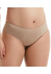 Calcinha Lateral Dupla Mondress (2600E) Plus Size, Nude, Eg1
