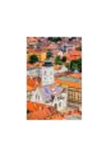 Painel Adesivo De Parede - Europa - 546Pn-G