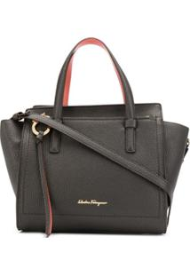 Salvatore Ferragamo Amy Small Tote - Azul