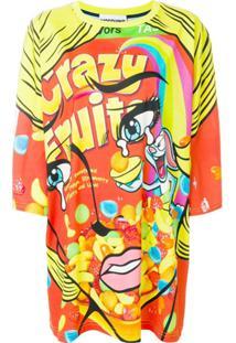 Moschino Vestido 'Crazy Fruit' - Estampado
