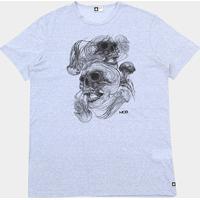 Camiseta Mcd Jellyfish Masculina - Masculino bcbb8bf74a2