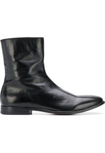 Alexander Mcqueen Ankle Boots - Preto