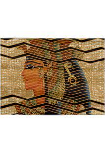 Jogo Americano Egípcio (2 Peças) 45 X 33 Cm Vickttoria Vick Plus Size