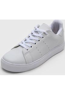 Tênis Dafiti Shoes Fosco Branco