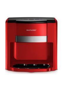 Cafeteira Elétrica Com 450W Capacidade De 2 Xícaras Vermelho Multilaser - Be016 220V