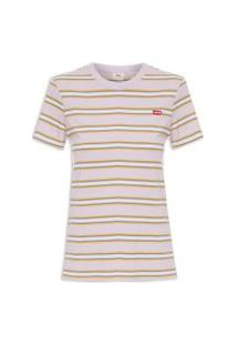 Camiseta Feminina Perfect Tee - Lilás
